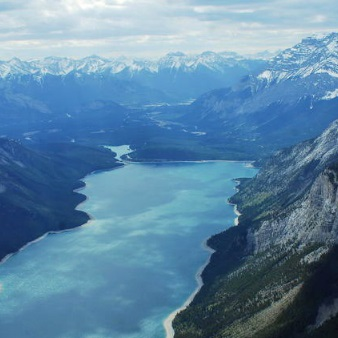 Canadian Rockies 6 Glacier Helicopter Tour and Optional Hike