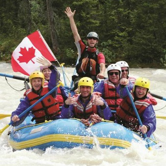 3.5-Hour Sunwapta Rafting Adventure in Jasper