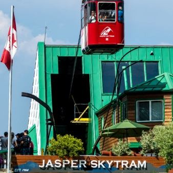 Jasper SkyTram Flight Tickets